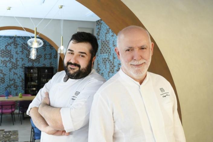 Chi siamo - Ristorante Terrammare Milano. Cucina siciliana contemporanea nel cuore di Brera.